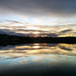 #Norway #sunrise #nofilter via Instagram http://ift.tt/1msM6PS