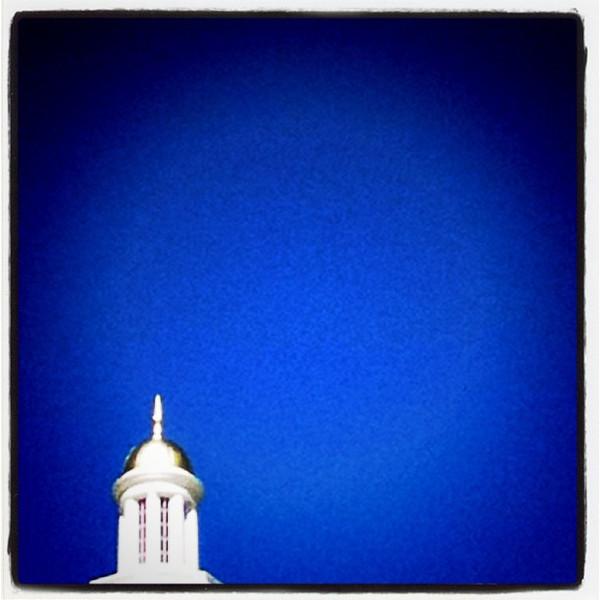 A small piece. #chapel #church #btv