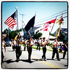 The start of the #Milton #VT 4th of July #parade. #USA #patriotic