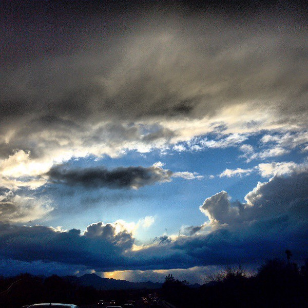 "#clouds #sky #tucson #az via Instagram <a href=""http://instagr.am/p/Wn3YfpCimp/"">http://instagr.am/p/Wn3YfpCimp/</a>"