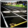Lane 4/5/6! Ready, Get Set, Pow! #track #Milton #btv #VT