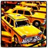 Taxi! Taxi! #nyc #newyork