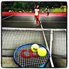 Future Wimbledon Champions. #miltonvt #vt