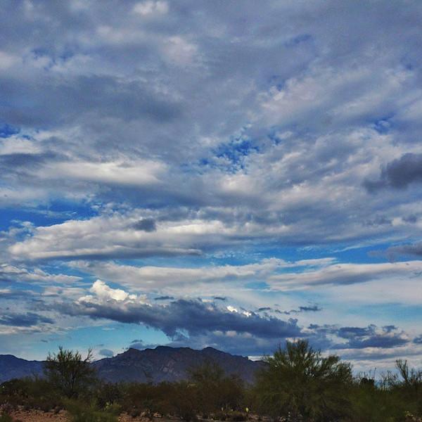 "#tucson #az #arizona #igerstucson #instagramaz #az365 #azgrammers #instaaz #igersaz #igersarizona #azcentral #arizonalife #aznature #azscenery #desertscenery #azdesert #clouds #sky #catalinamountains via Instagram <a href=""http://instagram.com/p/dUefKXiike/"">http://instagram.com/p/dUefKXiike/</a>"