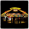 Starship at the Fair. #slowshutter #funfair #fair #fairgrounds #btv #VT lights