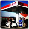 CDN $128.9 / liter in #canada. #travel #sign #gas