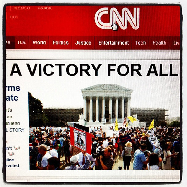 In The News Today! #cnn #obamacare