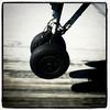 Touchdown! #btv #VT #airport #wheels #aircraft #runway