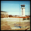 #BTV airport control tower. #aviation #flight #tower #airtraffic #tarmac