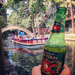 Welcome (back) to Texas! The Riverwalk in San Antonio is pretty cool. via Instagram http://ift.tt/1uVWyFz