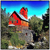 Jericho Old Mill. #vt