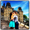 Young Lovers at Parliament Hill #Ottawa #Canada