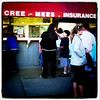 Hmmm.....Get the insurance before you get the creemee! LOL! #ice-cream #creemee #btv #Milton