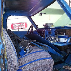So stoked my favorite vehicle is under restoration #firstride via Instagram http://ift.tt/186NZS8