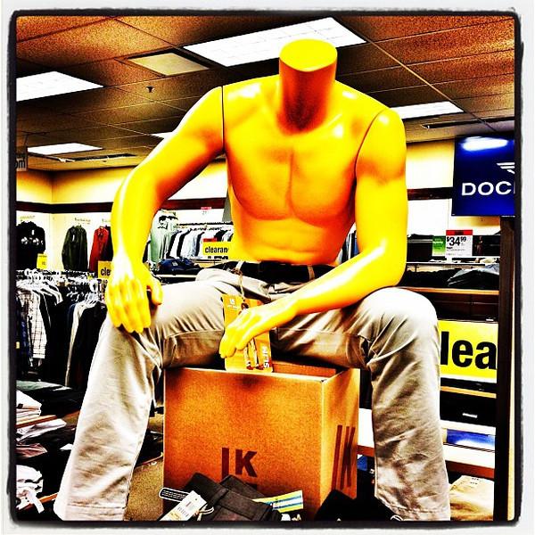 Headless and Yellow.