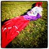 The start of a hot-air balloon. #Milton #VT #btv #hotair #balloon