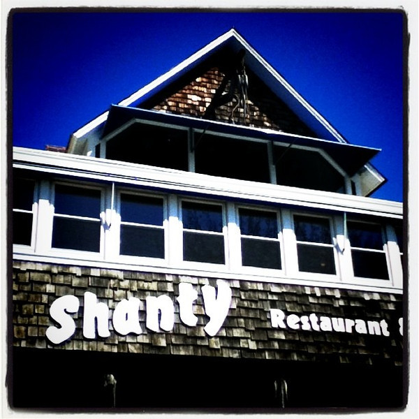 Shanty on The Shore! #btv #VT #restaurant #seafood