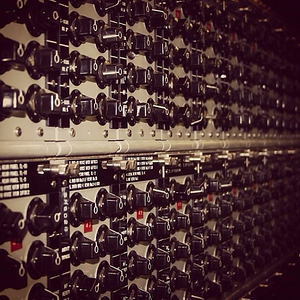 #Switchboard on the USS #Midway in #SanDiego