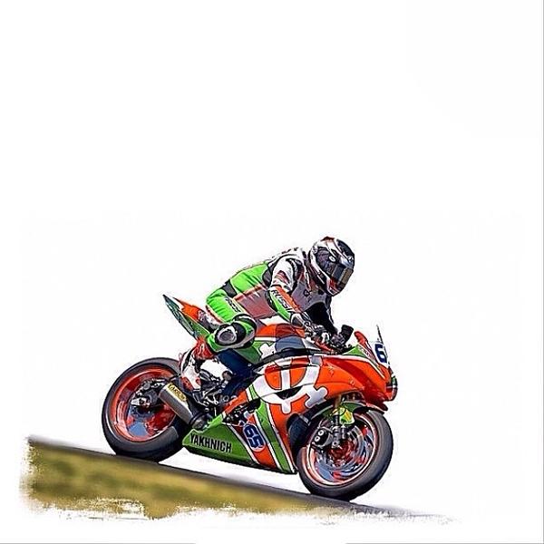 VLadimir Leonov in World SuperSport class.  #wsbk #motorcycle #cutout