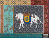 Helpful People and Travel<br /> Attracting customers, clients, business partners and associates, spiritual guides, mentors or someone wise to advise you; creating a team, network or support system; increasing your travel. The trigram Chien represents power, strength and endurance. The horse symbolizes freedom and the ability to move in the world