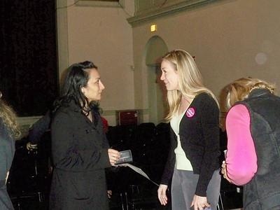 Aisha Taylor and Asra Nomani