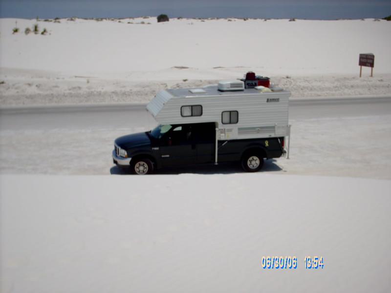 New Mexico...White Sand NM