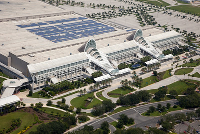 Orange County Convention Center, Orlando Florida