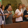 Many joined the SHSST community at the Mass