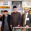 Osman Chau Sahib, Ataul Mujeeb Rashid Sahib and Munir-din Shams Sahib