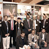 Some of the team and guests with Amir Sahib UK - (Photo courtesy of China Desk)