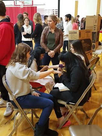 2017 International Day at Fremont High School
