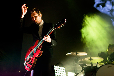 Interpol performs at the Ogden Theatre on Sept. 27, 2014. Photos by Tina Hagerling, heyreverb.com.