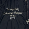 Class winners were awarded a jacket for winning the series in 1978, and this is a photo of one of the jackets.