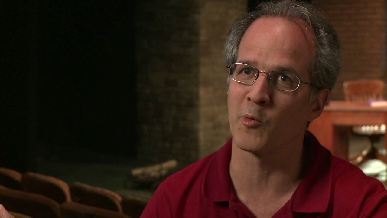 II. FINDING THE PLAYS<br /> <br /> An interview with Jonathan Bank, Artistic Director of the Mint Theater Company in New York.  Conducted and filmed by Philip Dolin, Particle Productions.