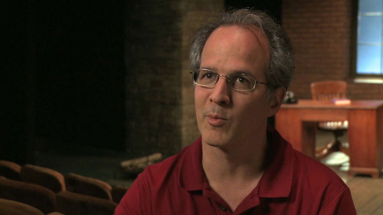 I. MINT'S MISSION<br /> <br /> An interview with Jonathan Bank, Artistic Director of the Mint Theater Company in New York.  Conducted and filmed by Philip Dolin, Particle Productions.