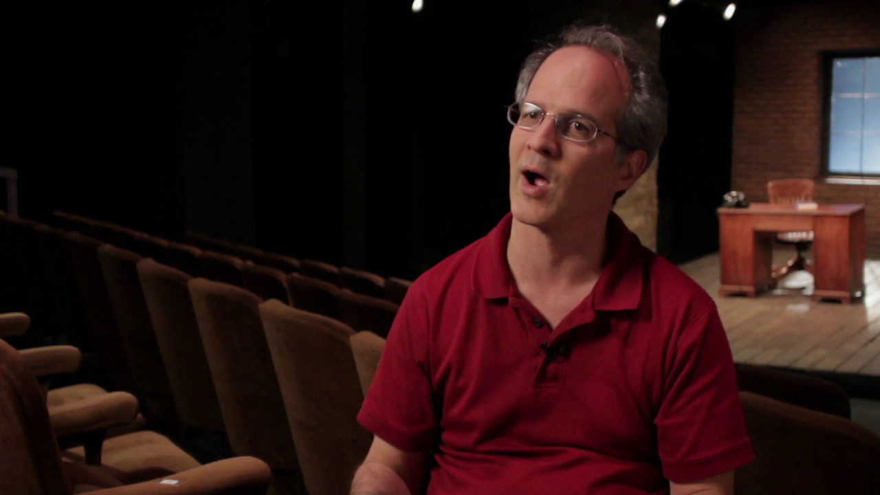 III. THE AUDIENCE<br /> <br /> An interview with Jonathan Bank, Artistic Director of the Mint Theater Company in New York.  Conducted and filmed by Philip Dolin, Particle Productions.