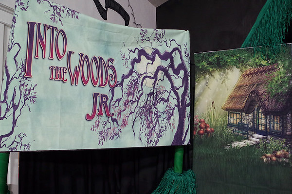 "Mark Maynard | for The Herald Bulletin<br /> Alexandria Commons Theatre is presenting the musical ""Into the Woods Jr."""