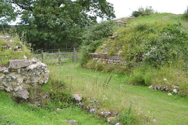 Silchester Roman Gate