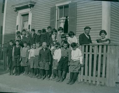 PARK ST BOYS CIRA  1925   10-24-03
