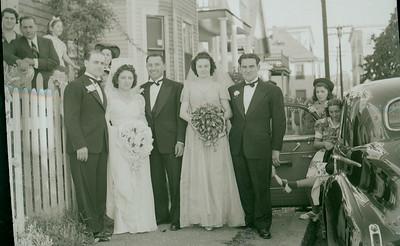 JOE & BETTY WEDDING  2   10-11-03
