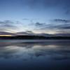 Sunrise on Lac Courtes Oreilles.