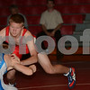 2014 Iowa vs Canada FILA Cadet Duals in Iowa City, IA<br /> 50 kg Drew West (Iowa) TF Connor McNiece 14-4