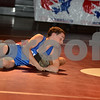 2014 Iowa vs Canada FILA Cadet Duals - Independence, IA<br /> 46 kg Michael Millage lost to Earl Lagos 12-10