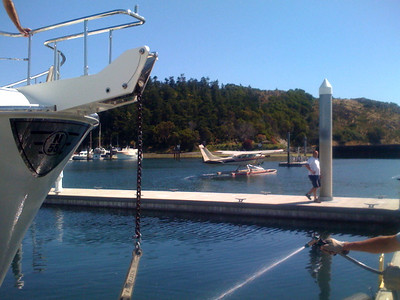 Seaplanes are everywhere...