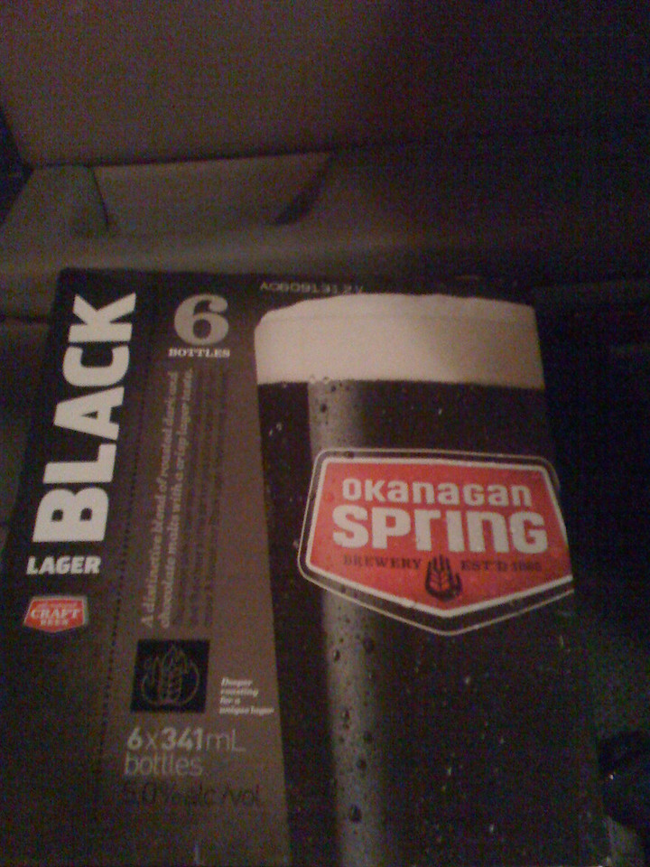 Have beer!