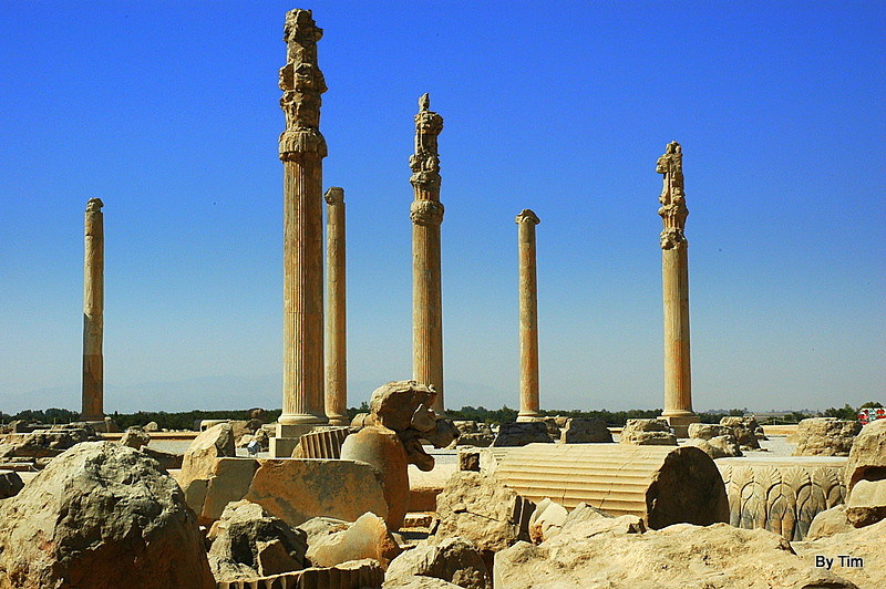 Amazing Persepolis