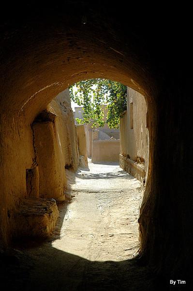 laneway Abanyeh