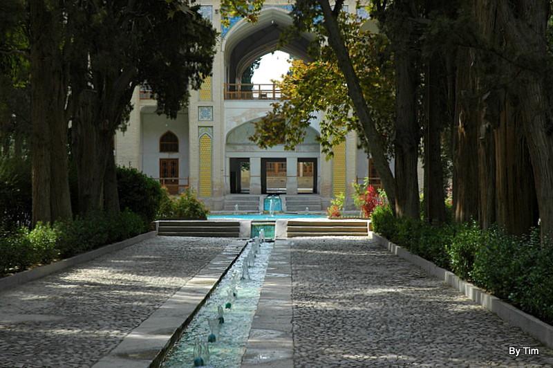 Gardens of Fin. Kashan