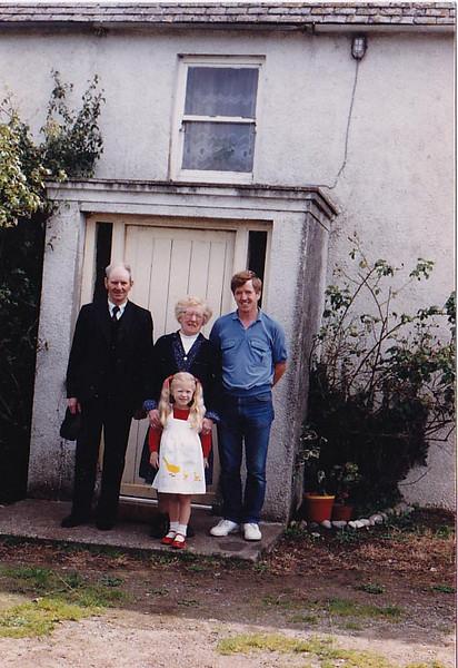 Chris, Nan, Brian & Shivaun