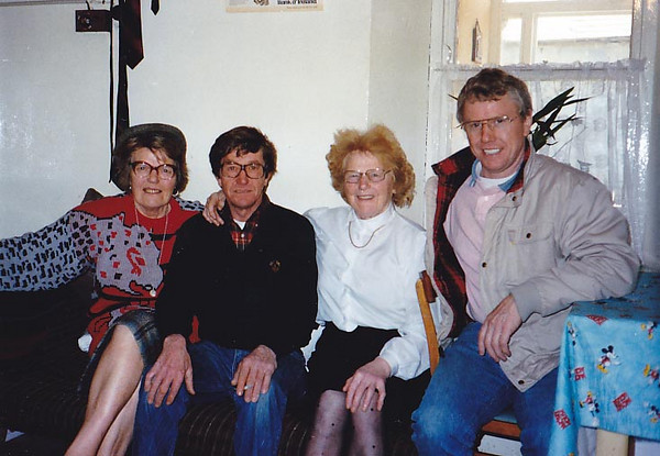 Una, Jim, Carhy & Christie